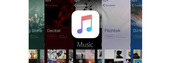 Apple Music, czyli narzędzie nie tak rewolucyjne jak je malują?