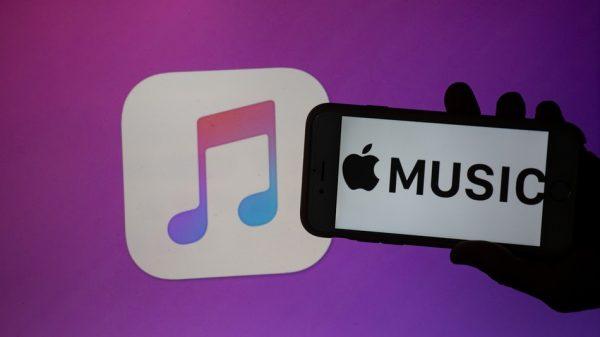 Brak dostępu Apple Music