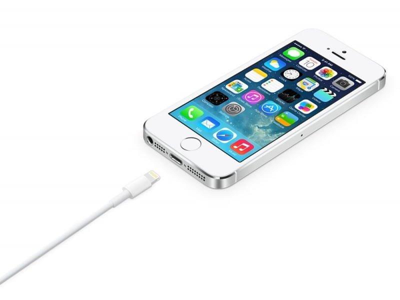 iPhone się nie ładuje