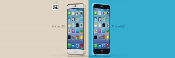 iPhone 6S i 6C już 11 września?
