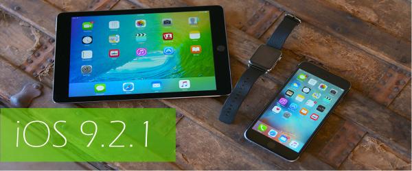 iOS 9.2.1 – czy pomoże uporać się z problemami na iPhone 4S i iPadzie 2?