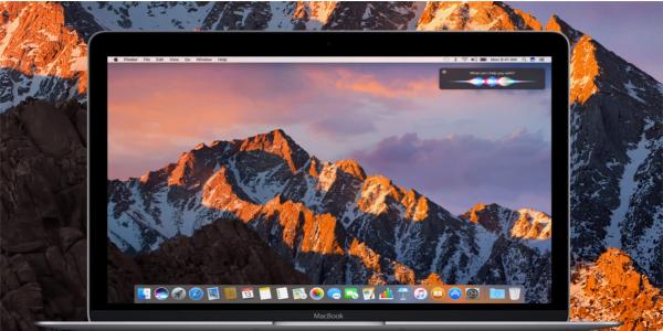 macOS Sierra – system stworzony do współpracy z innymi