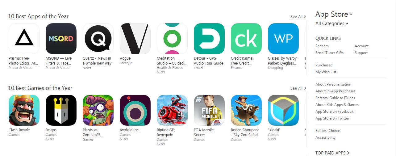 najlepsze-appki-2016-app-store