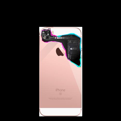 Wymiana Układu Ładowania U2 iPhone SE