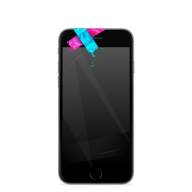 Wymiana przedniej kamery iPhone 6