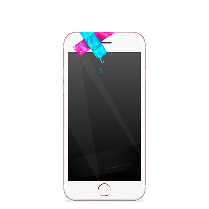 Wymiana przedniej kamery iPhone 7