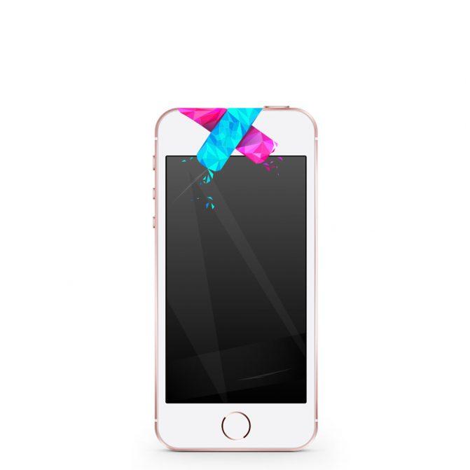 Wymiana przedniej kamery iPhone SE