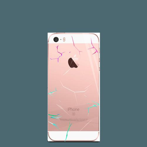 Tylna Obudowa iPhone SE