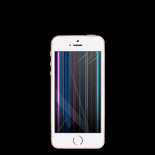 Wymiana Wyświetlacza iPhone SE