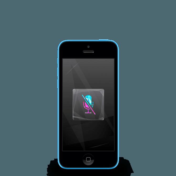 Wymiana Mikrofonu iPhone 5C