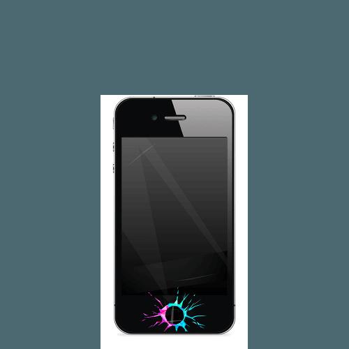 Wymiana Przycisku Home iPhone 4
