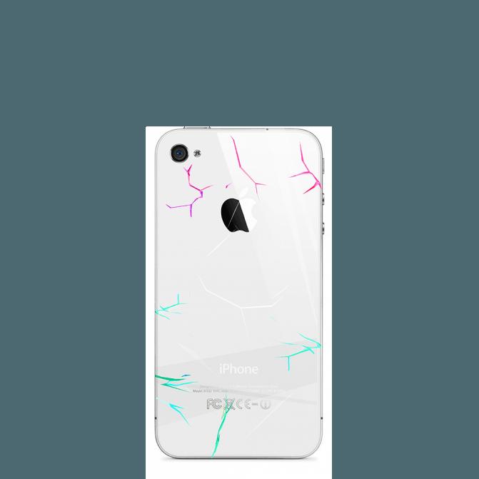 Tylna Obudowa iPhone 4