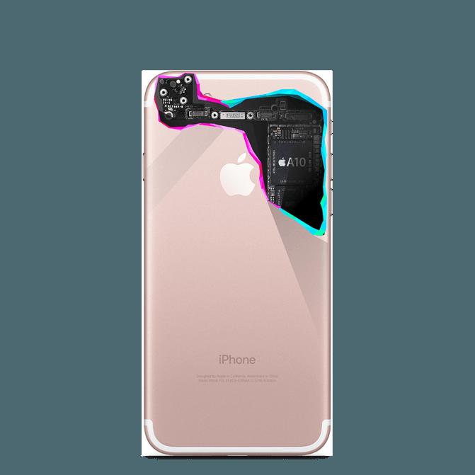 Wymiana Układu Ładowania U2 iPhone 7