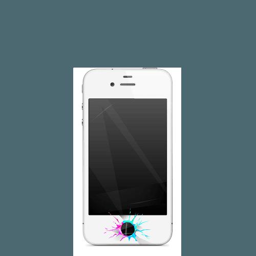 Wymiana przycisku Home iPhone 4S