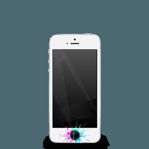 Wymiana Przycisku Home iPhone 5
