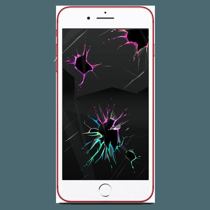 Wymiana Szybki iPhone 7 Plus