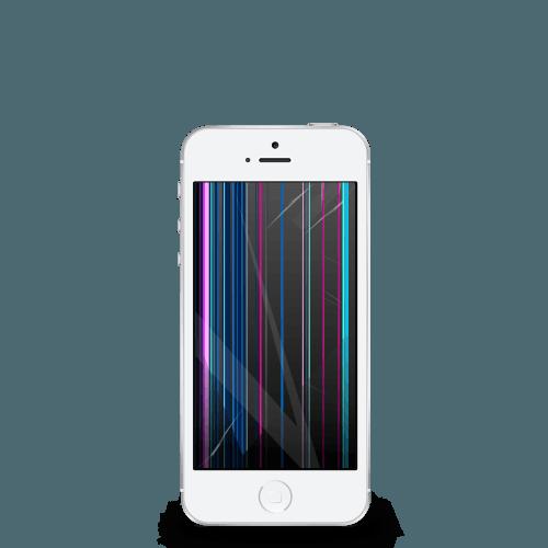 Wymiana Wyświetlacza iPhone 5