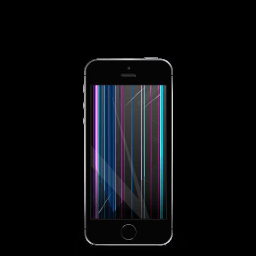Wymiana Wyświetlacza iPhone 5S
