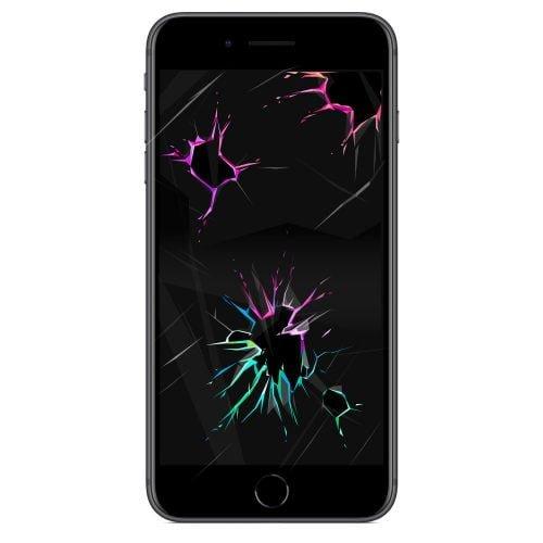 Wymiana szybki iPhone 8 Plus