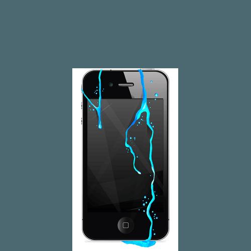 Naprawa iPhone 4 po Zalaniu