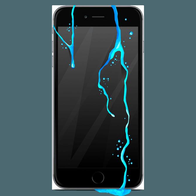 Naprawa iPhone 6S Plus po Zalaniu