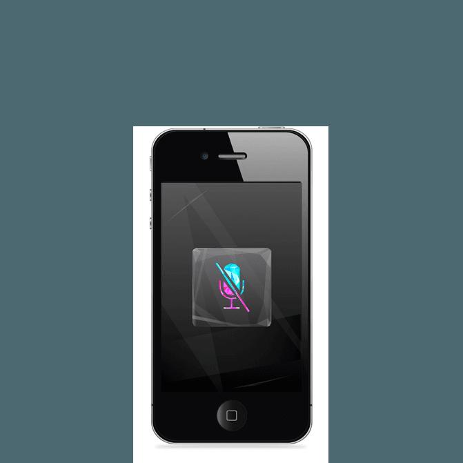 Wymiana Mikrofonu iPhone 4