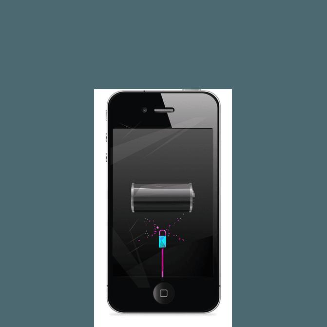 Wymiana Gniazda Ładowania iPhone 4S