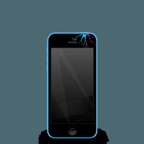 Wymiana Przycisku Power iPhone 5C