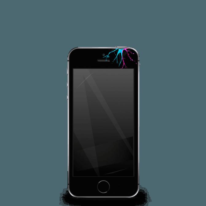 Wymiana Przycisku Power iPhone 5S
