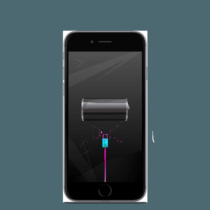 Wymiana Gniazda Ładowania iPhone 6