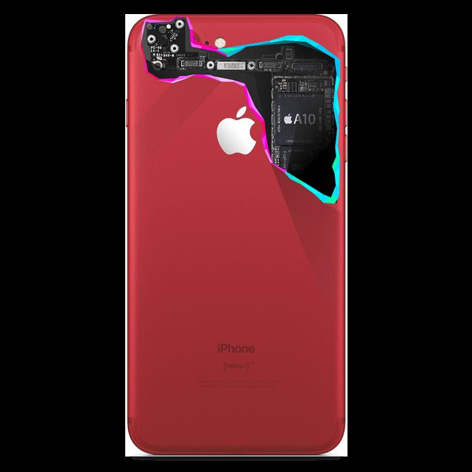 Wymiana Układu Ładowania U2 iPhone 7 Plus
