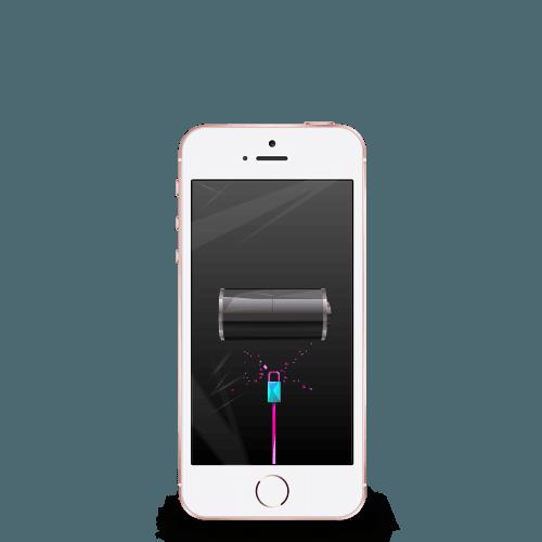 Wymiana Gniazda Ładowania iPhone SE