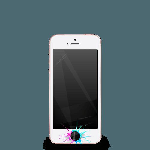 Wymiana Przycisku Home iPhone SE