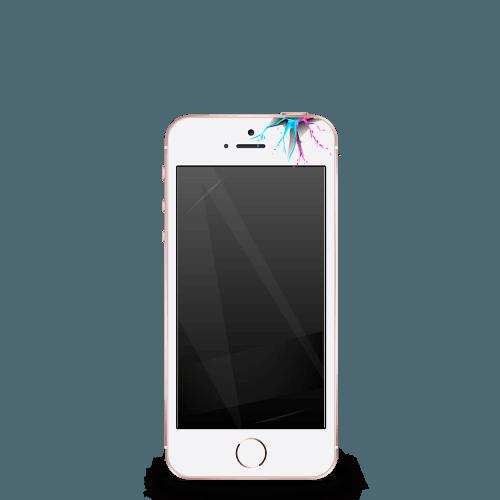 Wymiana Przycisku Power iPhone SE