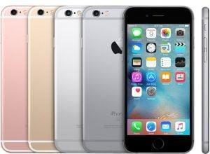 iPhone 6S Serwis