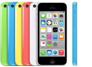 iPhone 5C Serwis
