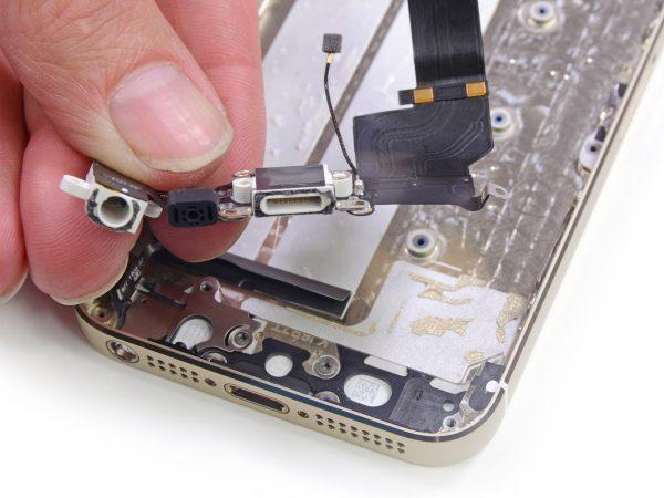 Naprawa mikrofonu iPhone