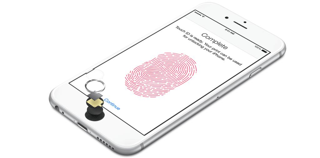 Naprawa Touch ID