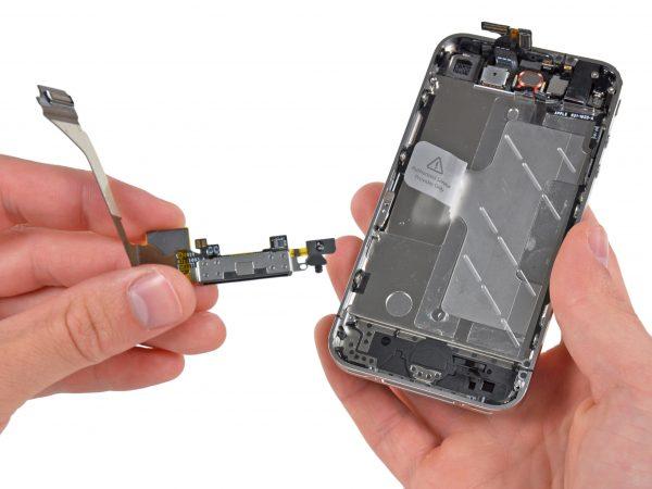 iPhone nie chce się ładować.