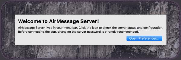iMessage na Androida