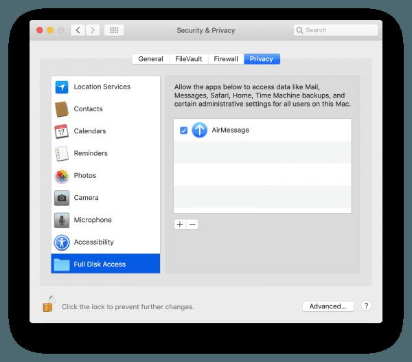 iMessage dla Androida