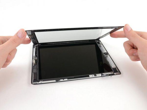 Wymiana baterii w iPadzie