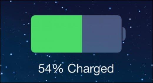 Dbanie o baterię iPad