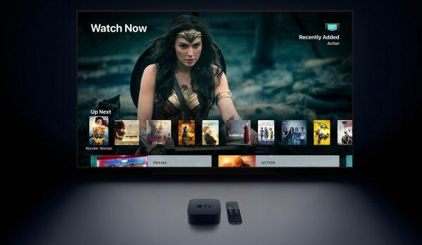 Apple TV wsparcie dla Face ID