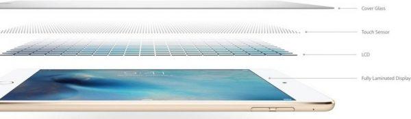 Wymiana szybki iPad