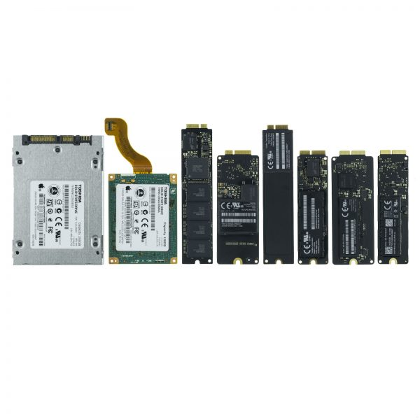 Naprawa dysku SSD MacBook Air/Pro