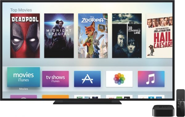 Nowe Apple TV