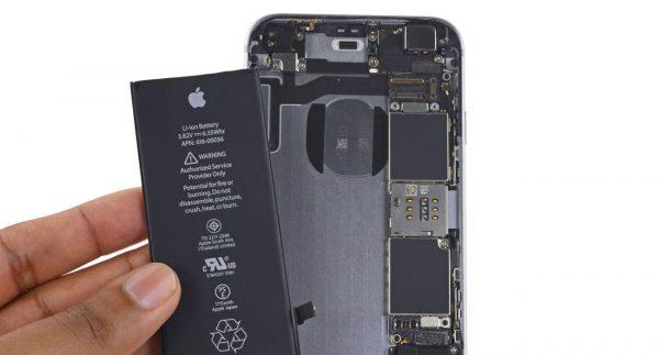 Wymiana baterii iPhone Wrocław