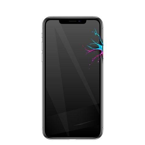 nie działa przycisk blokady iPhone X
