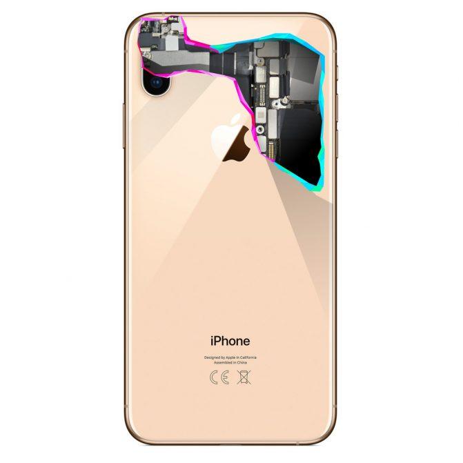 Układ U2 iPhone XS Max